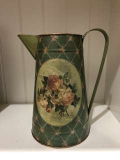 English-Inspired Watering Can