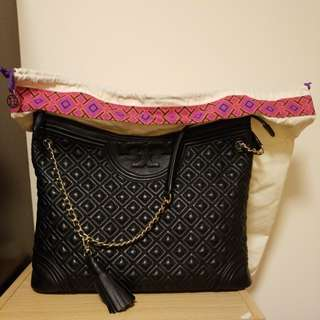 Tory Burch Fleming Large Tote