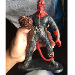 Hell boy figure