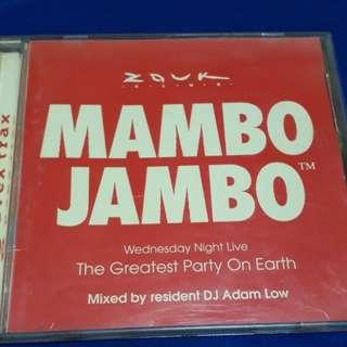Mambo Jambo ( cd audio )