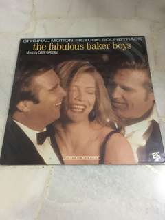 The Fabulous Baker Boys OST LP