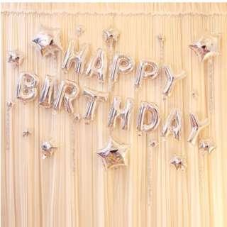 (In Stock)Party Decoration Set-Happy Birthday