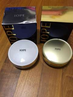 Brand new iope air cushion foundation