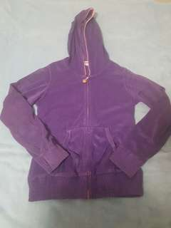 Uniqlo violet jacket