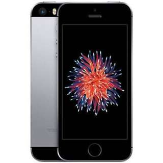 iPhone SE • 64 GB • Space Gray