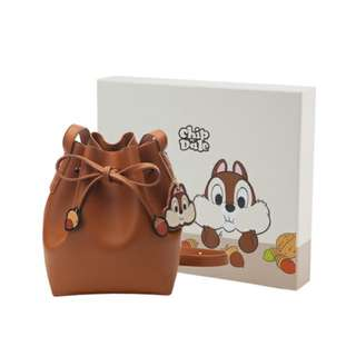 Chip 'n' Dale drawstring cylinder bag come with box (Free Postage)