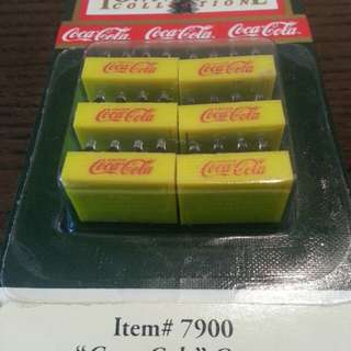 Coca cola Town Square Collection COCA COLA CASES ITEM #7900