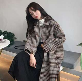Checkered Outercoat