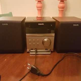 FREE Hi-fi minisystem