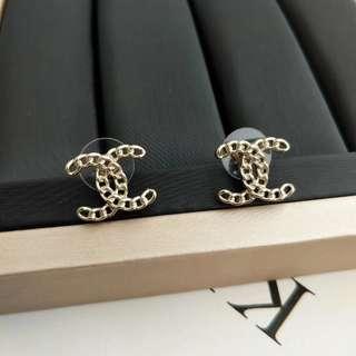 鏈條⛓️耳環