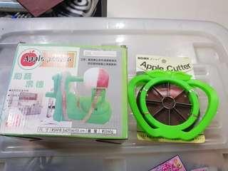 Apple slicer & Peeler
