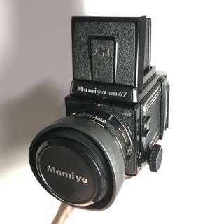 Mamiya RB67 Pro S (Medium Format Film)