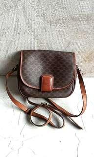 CELINE Paris sling/shoulder bag (vintage)