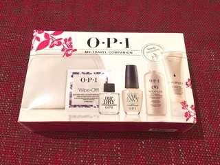 全新OPI O•P•I My Travel Companion Set