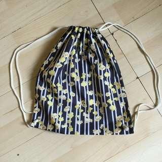 Popcorn String Bag