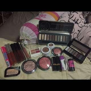 Makeup clearance