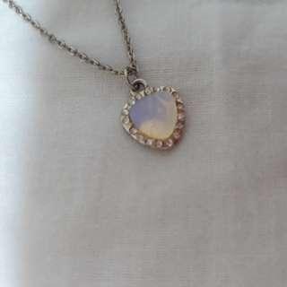 Lovisa precious stone necklace