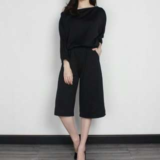 New Jumpsuit black