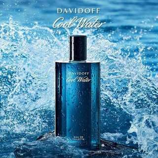 Davidoff Cool Water EDT 125ml Fragrance Perfume