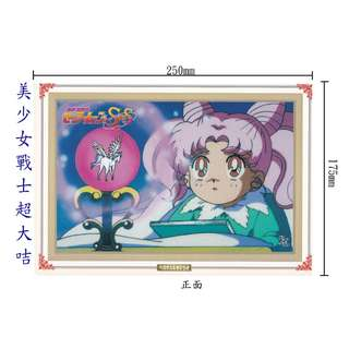 SailorMoon Mega Size Story Card (1 張)