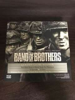 Band of Brothers VCD