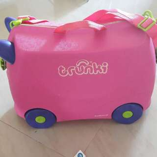 Trunki Kids Luggage