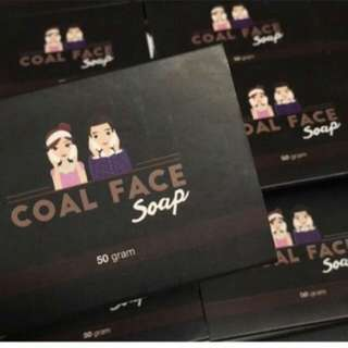 COAL FACE SOAP 💯💯🔥🔥🔥