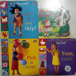 20 Board book Children book