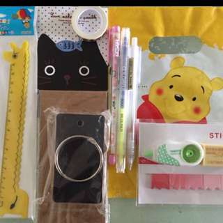 Back to school stationery grab bag!
