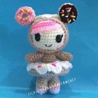 💕 Crochet Donutella / Donutella & friends