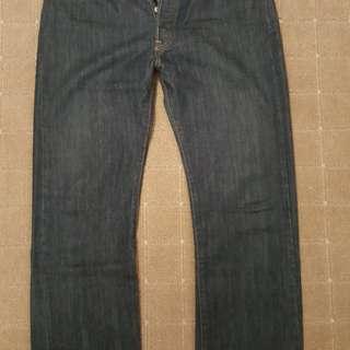 Levi's 501 Jeans W32 L34 (Male)