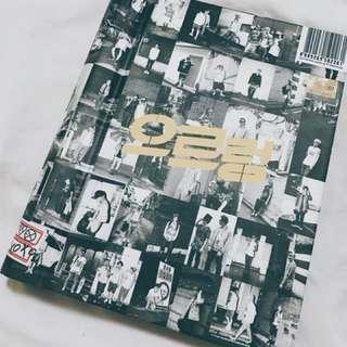 🚚 EXO-k 咆哮專輯 韓版