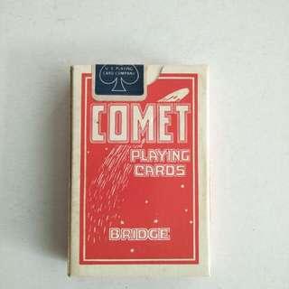 COMET POKER CARDS