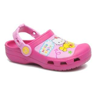 Crocs Hello Kitty PLANE CLOGS BRAND NEW WITH TAGS 100% GENUINE Kids  Shoes Sandals many sizes