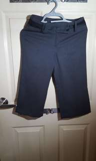 Clearance Sale Lady 3/4 Pant($5 only
