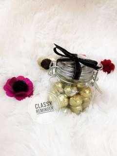 Candy Jar Souvenir/Giveaway