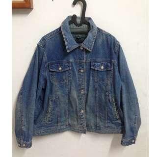 Jaket Jeans Polo Ralph Lauren Original