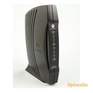 Motorola SURFboard SBV5121i Digital Voice Modem *FREE Giveaway*