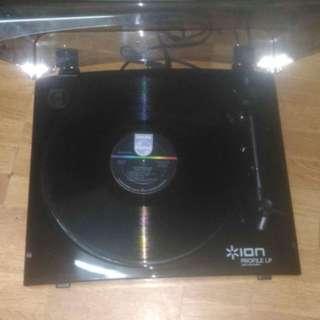 ION Profile LP Turntable