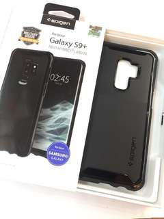SGP Spigen Galaxy S9+ hard case