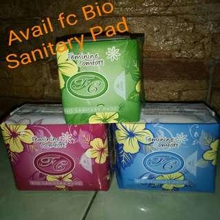 Fc Bio Sanitary Pad- herbal napkin