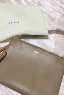 Celine trio三層斜孭袋同款not authentic