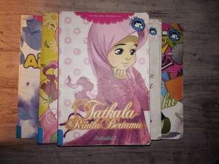 Ana Solehah Collection ( 5 books )