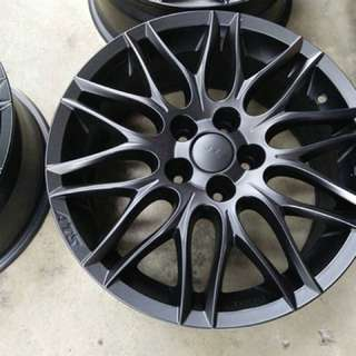 Sport Rims for Volkswagen, Audi & Mercedes