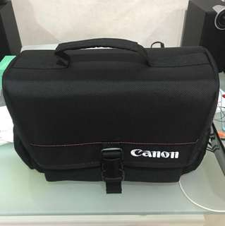 Canon DSLR Bag(New)