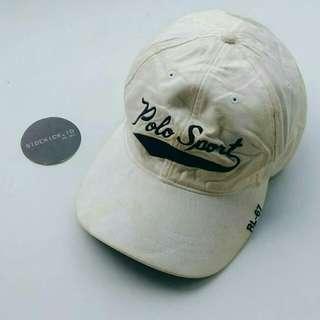POLO SPORT Hat Strapback