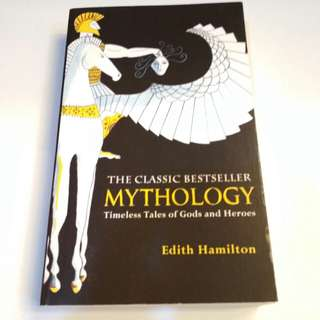 Edith Hamilton - Mythology