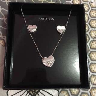 Oroton gift set comes with box
