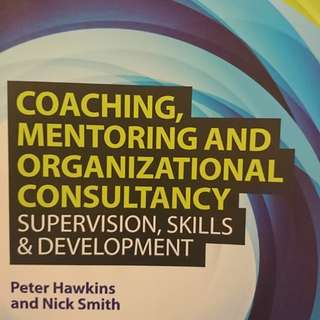 Coaching Mentoring Organizational Consultancy