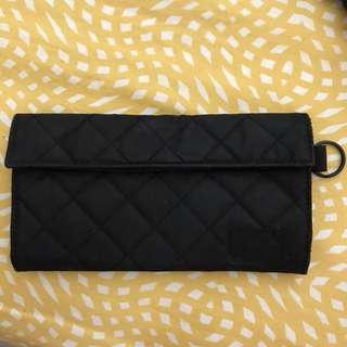 HeadPorter Black beauty purses wallet